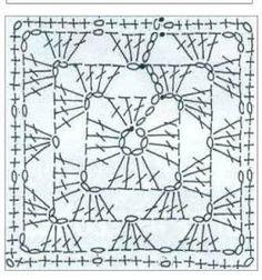 Galeria rozmaitości: Wzory szydełkowe - różne