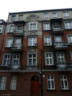 ul. Sienkiewicza, Katowice, Poland #architecture #poland