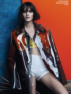 Camp Nowhere | Vogue Korea October 2014 | Sam Rollinson by Raf Stahelin #fashioneditorials