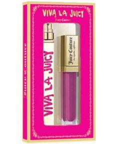6c927bc20c4a Juicy Couture Viva la Juicy Eau de Parfum Spray Pen and Lip Gloss Duo - A  Macy s Exclusive   Reviews - Shop All Brands - Beauty - Macy s