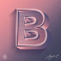 Bold and powerful, Craig Black's latest typographic pieces speak volumes | Typeroom.eu