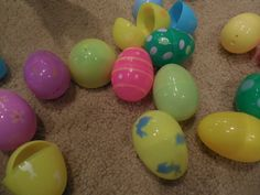 Reverse Easter Egg Hunt: Great for Older Kids (even teens!)