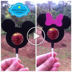 Double File Double lollipop door model, be it Mickey or Minnie, do you like it? Here is the file: Mickey Lollipop Door . Lollipop Decorations, Birthday Decorations, Mickey Mouse Parties, Mickey Party, Valentine Crafts, Christmas Crafts, Giant Paper Flowers, Baby Shower Fun, Mickey Mouse Birthday