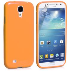 New Case - Orange Soft Glossy Gel Case for Samsung Galaxy S4 Phone Protection, $6.99 (http://www.newcase.com.au/orange-soft-glossy-gel-case-for-samsung-galaxy-s4-phone-protection/)