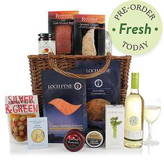 Impress all of your loved ones with a thoughtful hamper from Virginia Hayward. We sell food and drinks hampers that make the perfect gift for friends, family, or colleagues. Food Hampers, Gift Hampers, Smoked Beef, Smoked Salmon, Traditional Hampers, Wicker Hamper, Luxury Hampers, Christmas Hamper, Christmas 2014