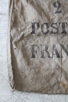 French post bag