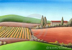 Farmland Stock Illustrations – 3,238 Farmland Stock Illustrations, Vectors & Clipart - Dreamstime