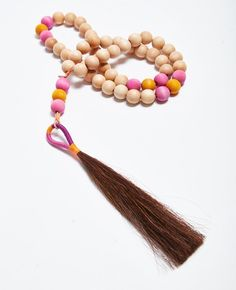 founders & followers | Worry beads in Brown, Yellow & Pink - Gifts ideas - Shop our selection