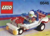 Town - Screaming Patriot [Lego 6646]