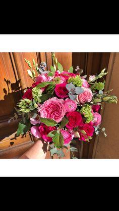 Bouquet de fleurs jardin