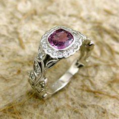 Purple saphire