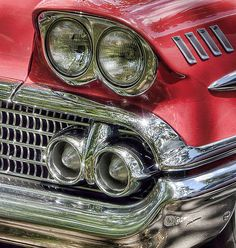 Chevrolet Impala, 1958....Re-pin brought to you by agents of #CarInsurance at #Houseofinsurance in Eugene, Oregon