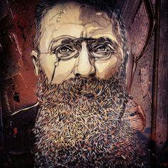 C215-Portrait of Rodin