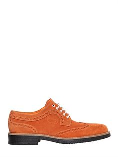 SNOBS  Suede Derby