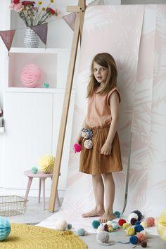 0b4e51308e059 Patron de couture enfant   une jupe en lange. Jupes Petite FilleMarie Claire  ...