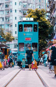 Hong Kong tram Ken Wong, Hong Kong, Birmingham, In This Moment, British People
