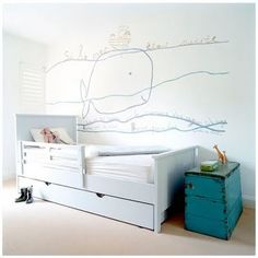 Si la mer #kids #bedroom