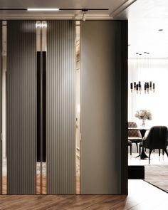 Wardrobe Laminate Design, Wall Wardrobe Design, Wardrobe Door Designs, Wardrobe Room, Bedroom Closet Design, Home Room Design, Modern Bedroom Design, Closet Designs, Bedroom Cupboard Designs