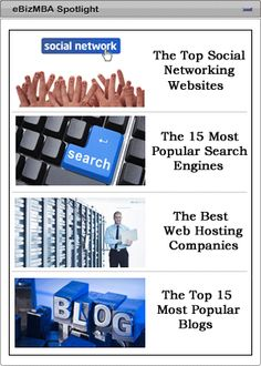 Top 15 Most Popular Search Engines | April 2015  http://www.ebizmba.com/articles/search-engines