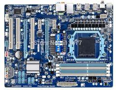 Free shipping 100% original  motherboard for Gigabyte GA-870-UD3P DDR3 Socket AM3+  870-UD3P Desktop Motherboard