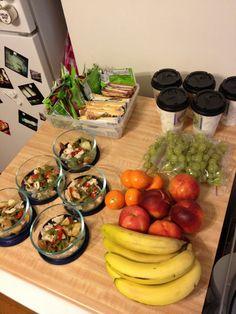 School Lunches for Teacher | Kristen Dembroski, Ph.D.