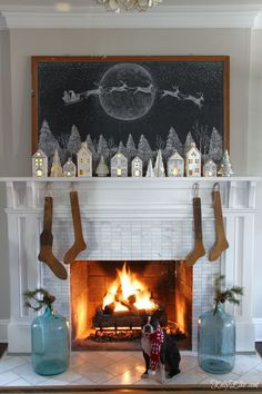 Welcome to my Theres No Place Like Home Christmas Home Tour. Ive been decking and trimming and drinking spiked eggnog and Im excited to share my new cheery Christmas home tour and decorating ideas. Once christmas holiday ideas Christmas Time Is Here, Merry Little Christmas, Noel Christmas, Winter Christmas, Vintage Christmas, Christmas Ornaments, Christmas 2019, Christmas Ideas, Christmas Place