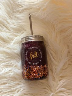 Excited to share this item from my shop: Glittered Mason Jar Mason Jar Glasses, Mason Jar Cups, Mason Jar Tumbler, Fall Mason Jars, Glitter Mason Jars, Glitter Tumblers, Glitter Cups, Tumbler Cups, Mason Jar Diy