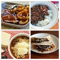 20 Tempting Slow Cooker from Scratch Dinners to try in 2013.  (Via Slow Cooker from Scratch featured recipes from 2012.)