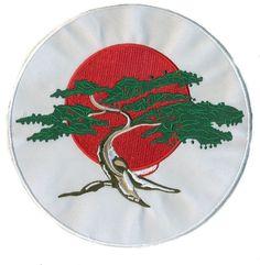 Karate Kid Bonsai Tree Patch