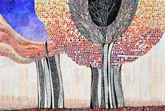 Bill Lowe Gallery- DANIEL BLIGNAUT – CELESTIAL COMPANIONS