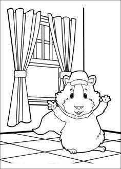 Wonder Pets Coloring Pages 28