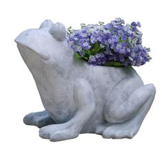 Northcote Pottery Yardeez 225mm Gribbit The Frog Ceramic Garden Statue I/N 2800343 | Bunnings Warehouse