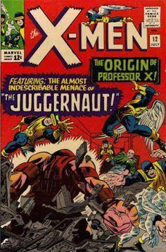 Juggernaut Marvel Silver Age X-Men Comics Marvel Comics, Hq Marvel, Marvel Comic Books, Comic Book Characters, Marvel Characters, Comic Character, Comic Books Art, Book Art, X Men