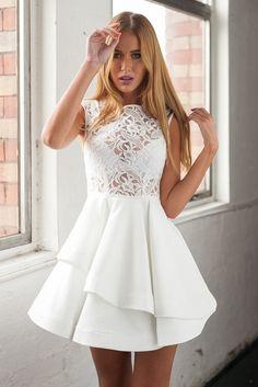 New Brand Sexy Women Summer Lace Sleeveless Party Formal Mini Dress Plus Size Vestidos