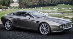 Zagato becomes latest coachbuilder to 'Brake' an Aston Martin   Classic Driver…