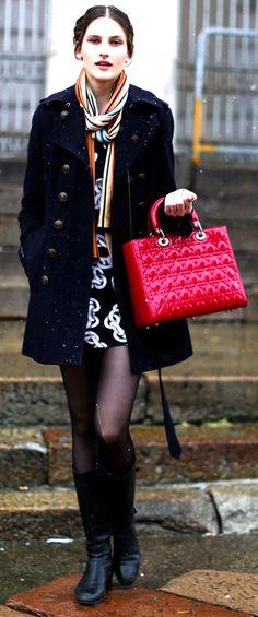 Dior Lady Dior Tote