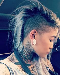 Thursday work flow ✂️ #barber #Cosmo #stylist #tattoo #undercut #haircut : staygold31 Girl Haircuts, Girl Hairstyles, Shave Designs, Barber Shop, Cool Hair Color, Short Hair Styles, Medium Hair Styles, Short Hairstyles For Women, Hair Dos