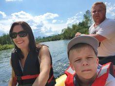 Kam za dobrodružstvom alebo ako prežiť rafting s deťmi - Akčné mamy Rafting