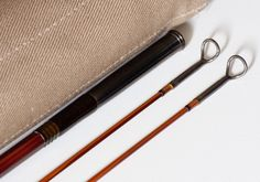"Thomas and Thomas Heritage Limited Edition ""Sans Noeud"" Bamboo Fly Rod  7f6i DT5"
