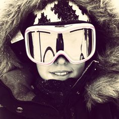 Skiing #goggles
