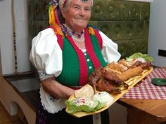 Traditions, flavours & joys in Hollókő Hungary, Traditional