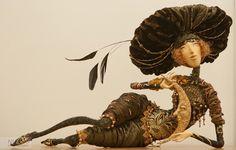 Dimoliart- artdoll Artist - Russian Art Doll by Olga Popugaeva and Dmitry Nepomnyastchy