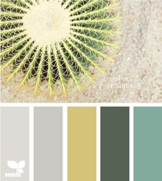 Love this color pallet. Maybe this will be the actual bedroom colors. In the near future :)