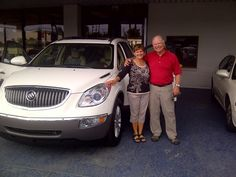 Bryan Family 2012 #Buick #Enclave