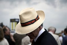 my dad wears hats like these. Then again, so does his Princeton '59 tiger, so I guess it's a generational thing.