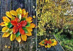 mano kellner, nature mandala herbst