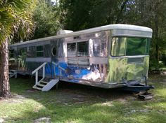 1955 Spartan Imperial Mansion - next best thing to an Airstream :-)
