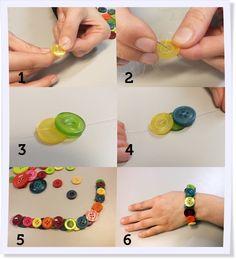 Schmuck basteln ideen  Schmuck selber machen: schöne Ideen für Armbänder | Schmuck