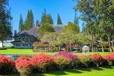 Keole Lodge - Lanai Hawaii
