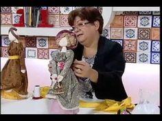 Mulher.com 25/09/2014 - Boneca Bebe Moranguinho por Erica Morgado - Parte 1 - YouTube